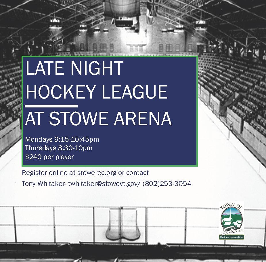 Late Night Hockey League