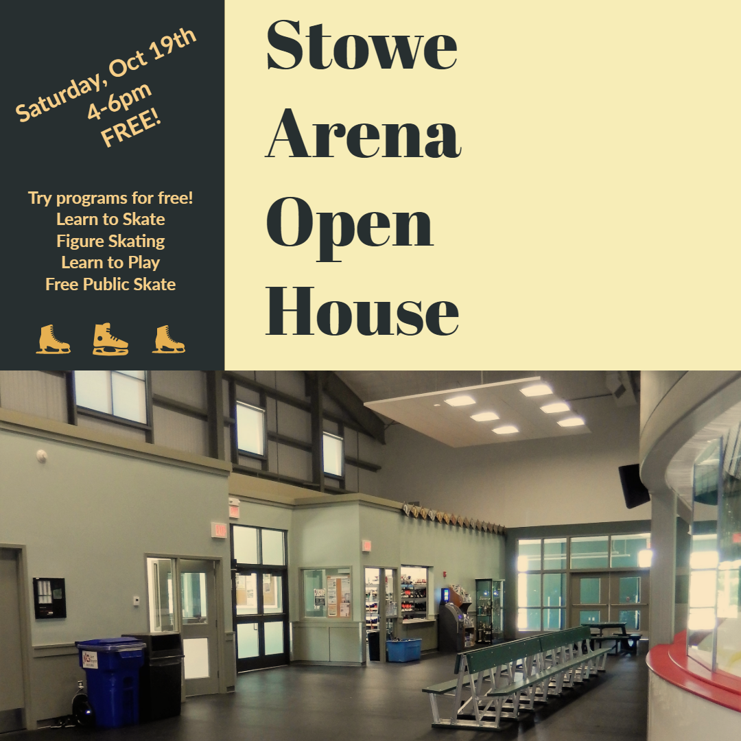 Arena Open House