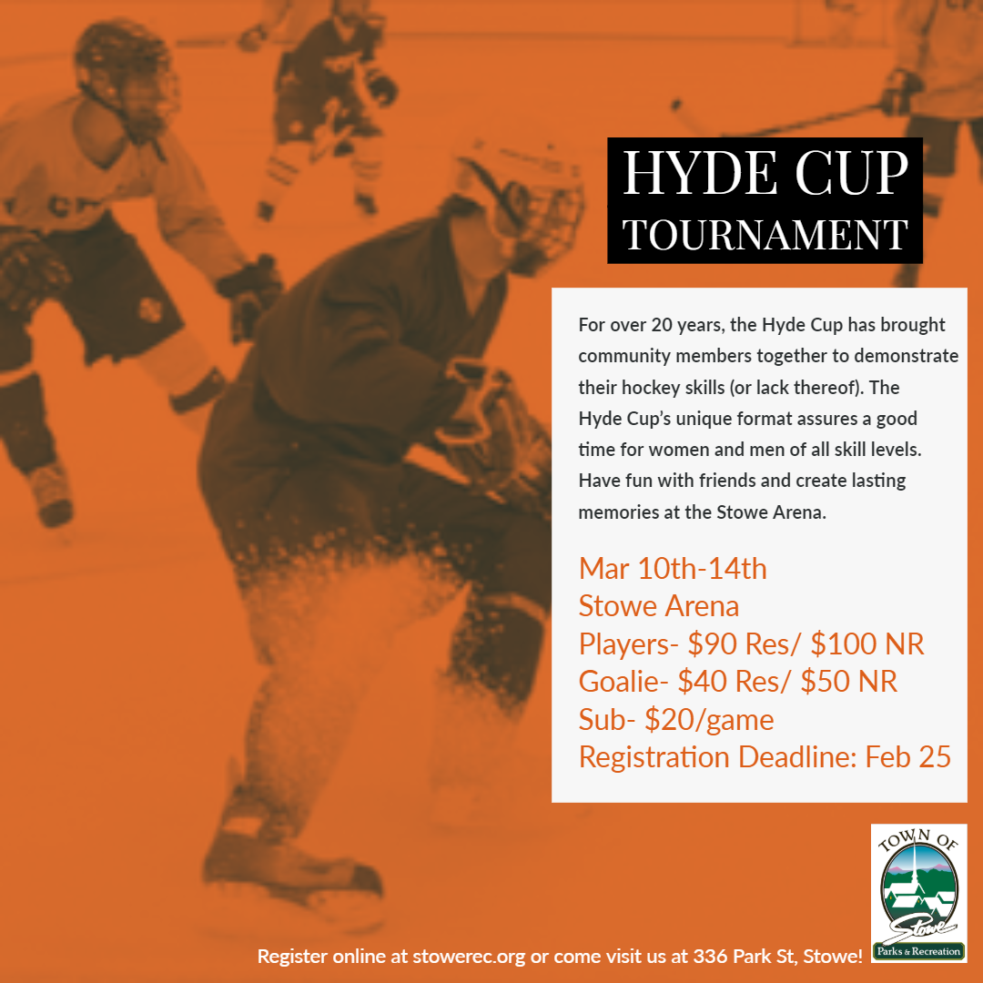 Hyde Cup 2019