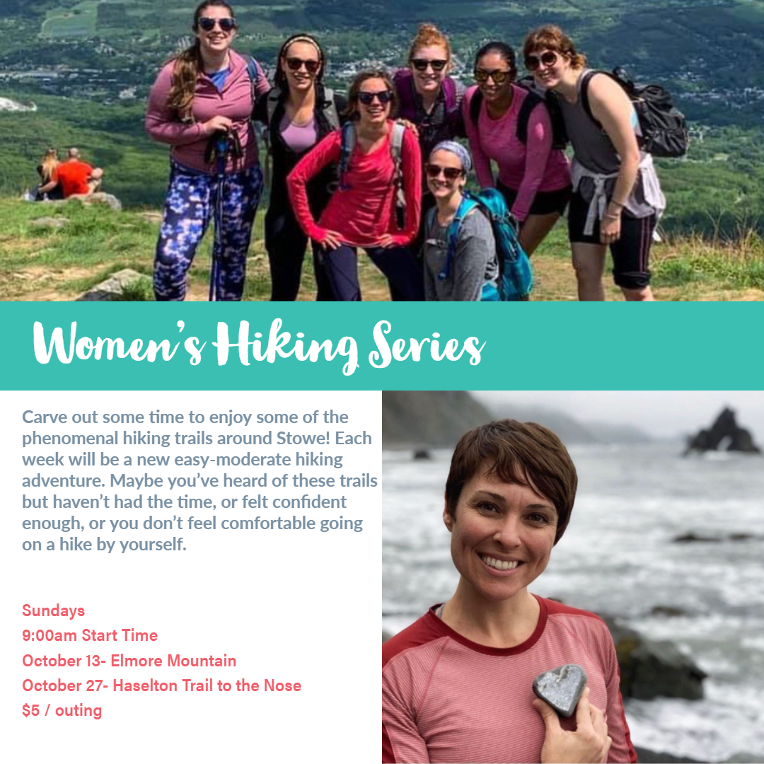 Women's Hiking Series